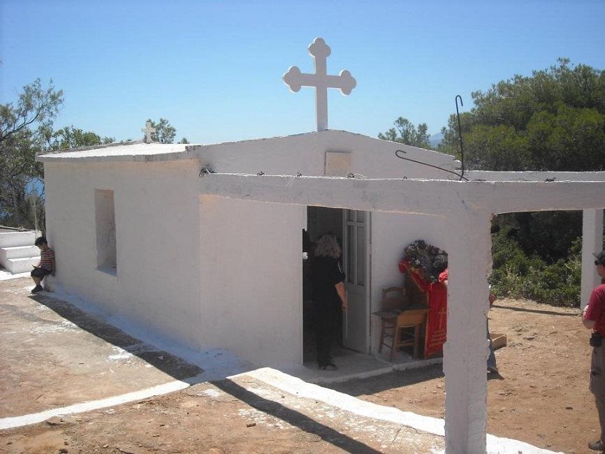 Η εκκλησία των Αγίων Θεοδώρων