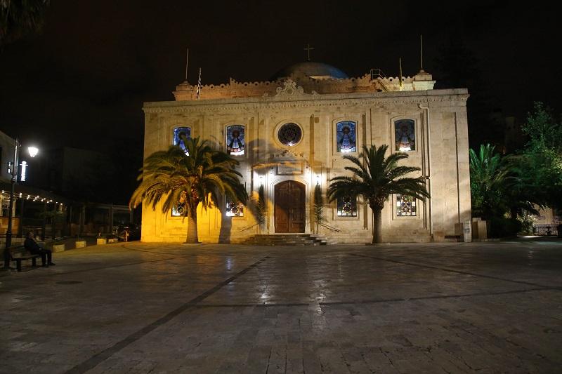Ο Ιερός Ναός του Αγίου Τίτου