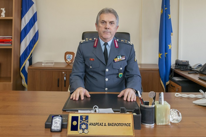 Ο Αντιστράτηγος, Ανδρέας Βασιλόπουλος