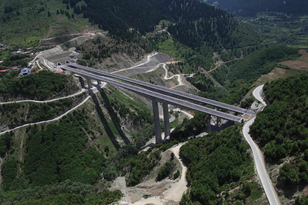 Προβλέπονται και νέες γέφυρες..