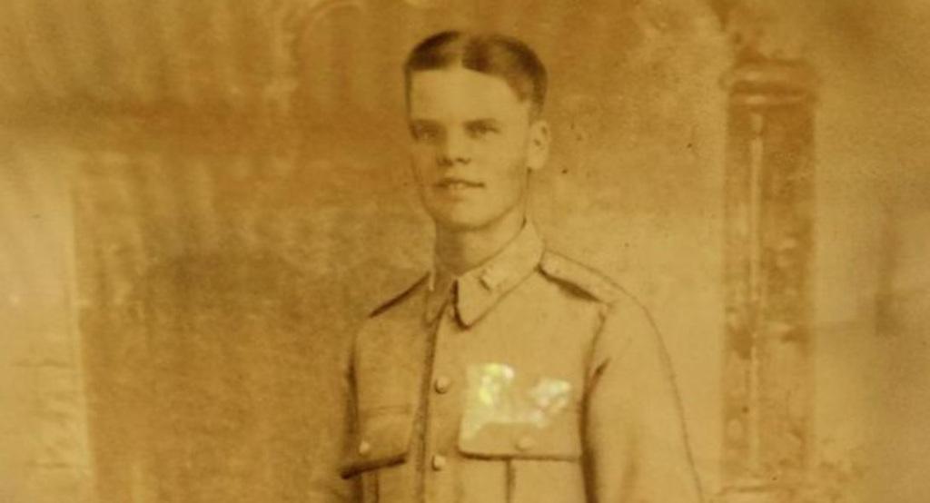 Ο στρατιώτης Χάρι Κόουλ