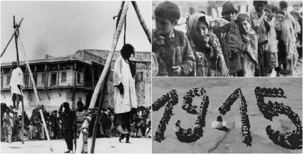Γενοκτονια των Αρμενιων