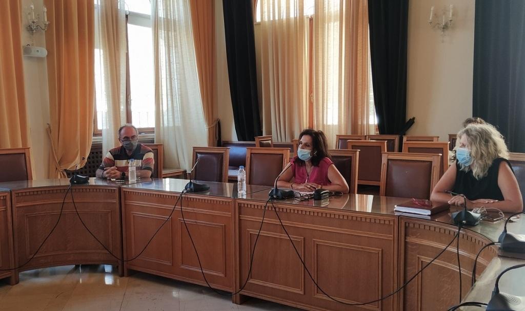Συνεδρίασε το Διαπαραταξιακό Συντονιστικό Όργανο του Δήμου Ηρακλείου