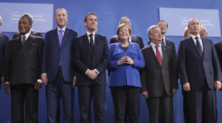 Οι ηγέτες που μετέχουν στη διάσκεψη