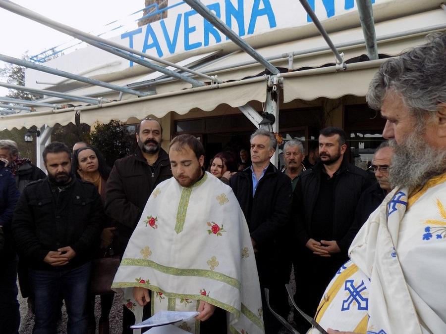 Θεοφάνεια στο Δήμο Βιάννου