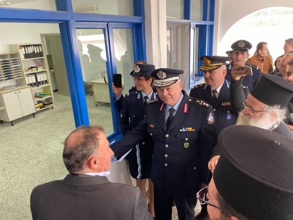 Ο Γενικός Αστυνομικός Διευθυντής, Αντώνης Ρουτζάκης