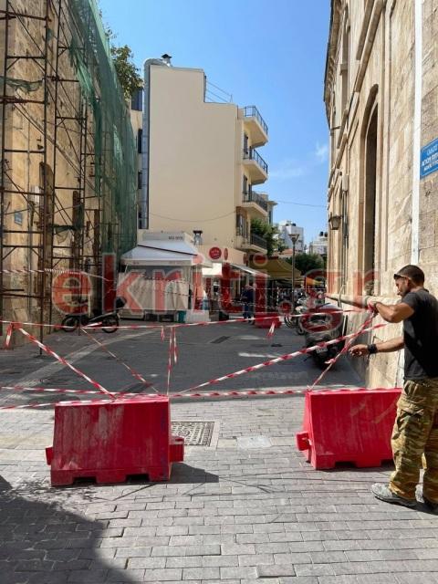 Ο σεισμός... έκανε τη Δημοτική Αρχή να αντιδράσει