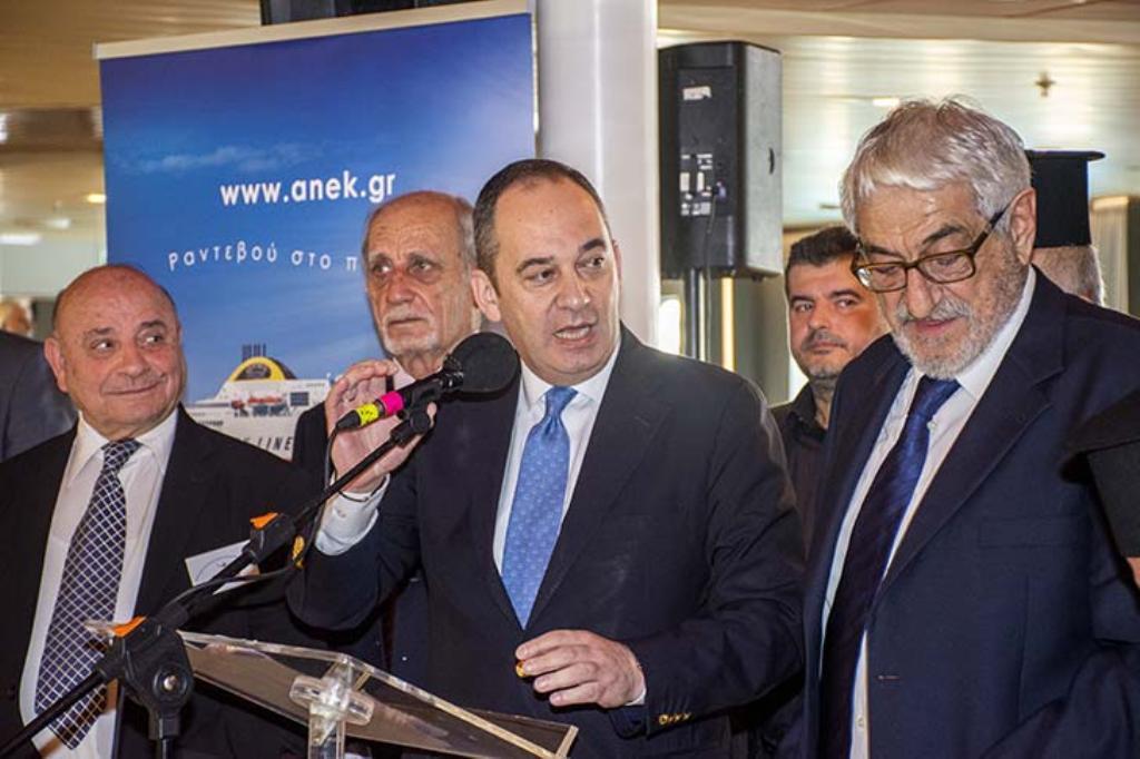Ο Υπουργός Ναυτιλίας και Νησιωτικής Πολιτικής Γιάννης Πλακιωτάκης, εξήρε το έργο των Κρητικών Πολιτιστικών Σωματείων.
