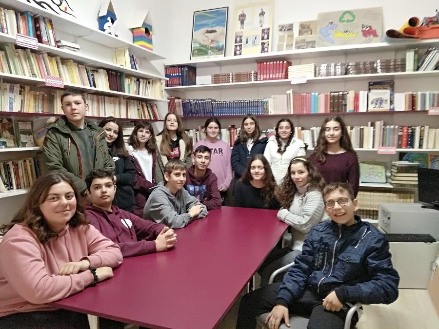 Η Ομάδα Δημιουργικής Γραφής του Σχολείου