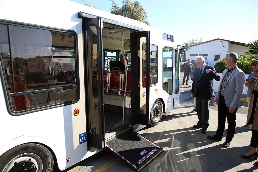 Το ηλεκτροκίνητο λεωφορείο