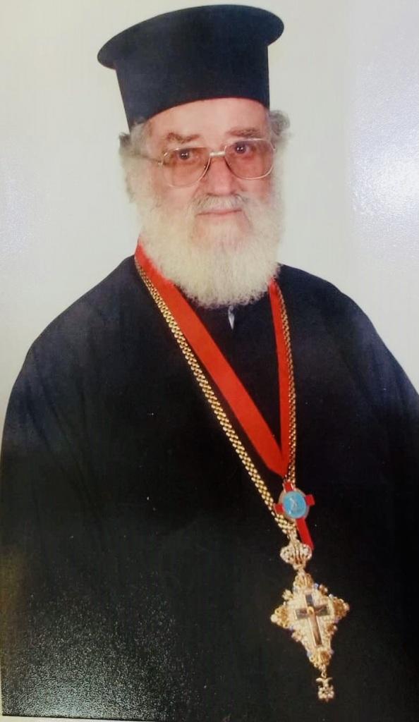 Πατήρ Νικόλαος Κοκολάκης