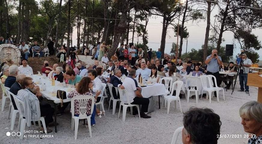 Δήμος Πλατανιά - εκδήλωση για τον ηγούμενο Μελχισεδέκ