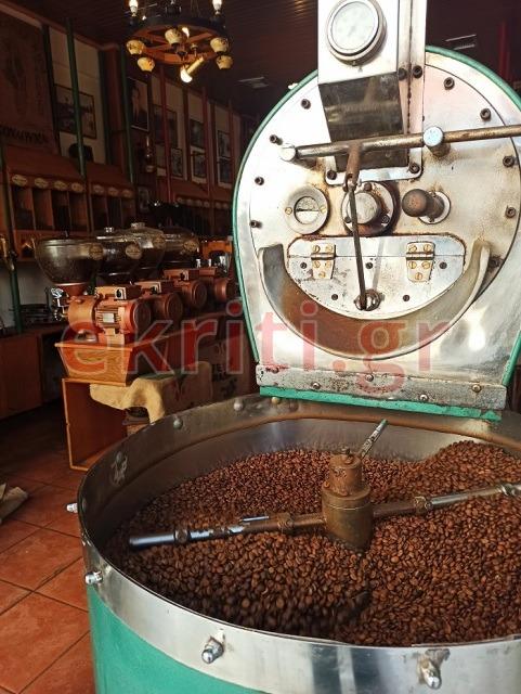 Ο μύλος του καφέ
