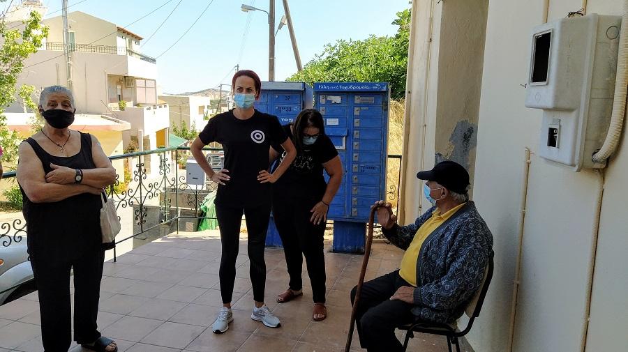 Σε ότι αφορά το Δήμο Ηρακλείου το πρόγραμμα των εμβολιασμών με τις κινητές μονάδες συνεχίζεται την Τρίτη 13 Ιουλίου στην Κοινότητα Βενεράτου.
