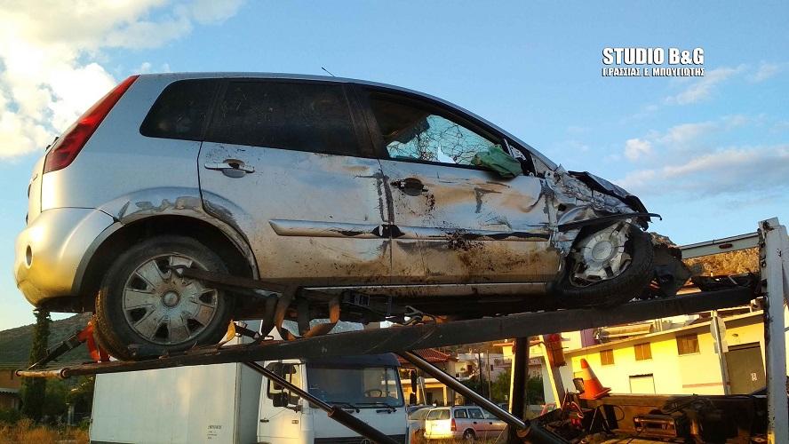 Η άτυχη 34χρονη βρήκε τον θάνατο μέσα στο αυτοκίνητο