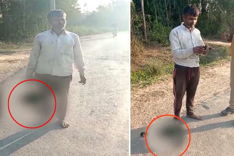 αποκεφάλισε την κόρη του και πήγε το κεφάλι της στον αστυνομικό σταθμό του χωριού