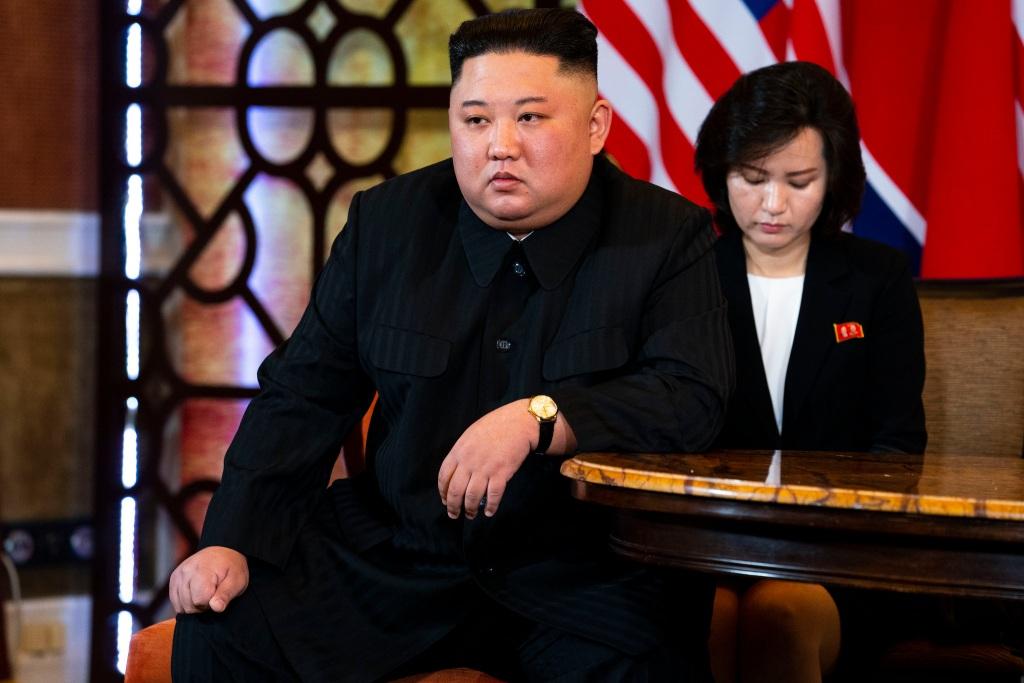 Ο δικτάτορας της Βόρειας Κορέας, Κιμ Γιονγκ Ουν