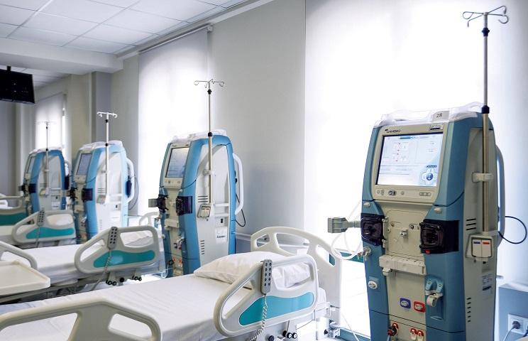 μηχάνημα αιμοκάθαρσης - νοσοκομείο Χανίων