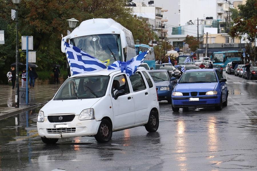 Από τη μηχανοκίνητη παρέλαση - imageonline.gr
