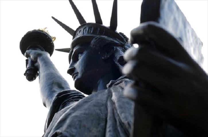 Το μικρότερης κλίμακας άγαλμα της Ελευθερίας