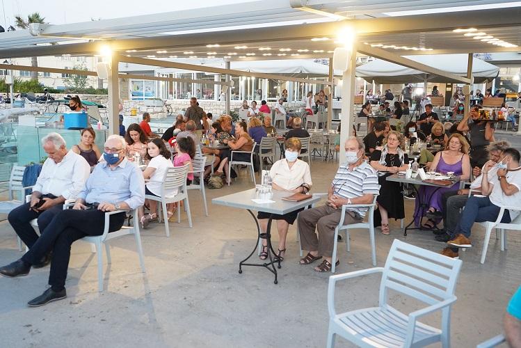 Στο καφέ Μαρίνα η ενημερωτική εκδήλωση για τον κορωνοϊό