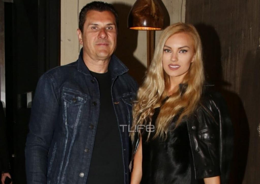 H Tζούλια Νόβα και ο πρώην σύντροφός της
