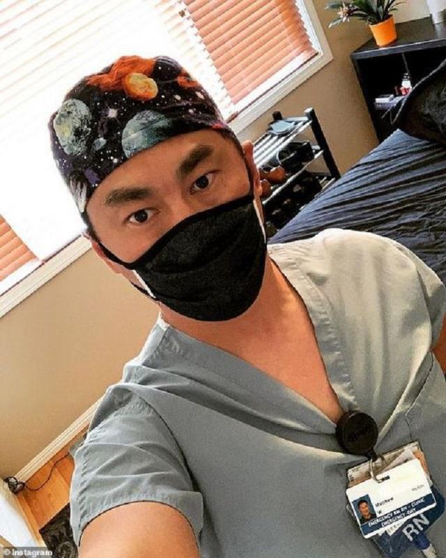Ο νοσηλευτής  Matthew W