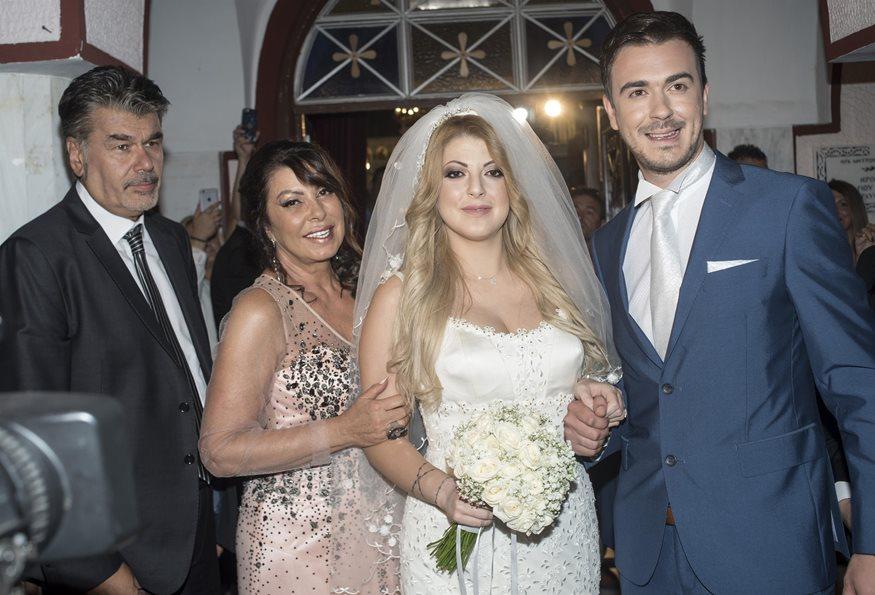 O γάμος της Όλιας