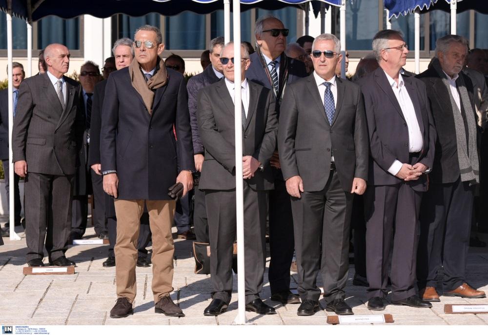 Ο πρόεδρος των ΑΝΕΛ φαίνεται ότι έχασε κι άλλο βάρος