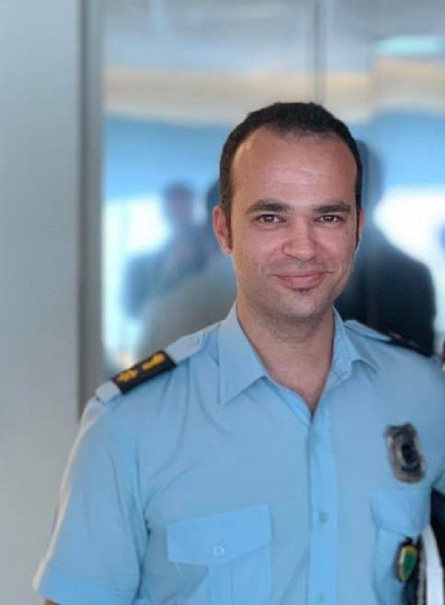 Ο πρόεδρος της Ένωσης Αστυνομικών Υπαλλήλων Νομού Ηρακλείου, Αστυνόμος Α', Γιώργος Πικράκης