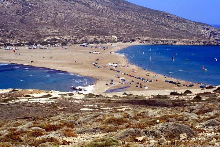 παραλία Πρασονήσι