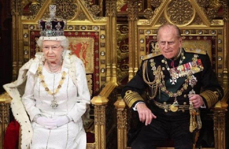 Ο Φίλιππος ήταν ο μακροβιότερος σύζυγος βασίλισσας στη βρετανική ιστορία