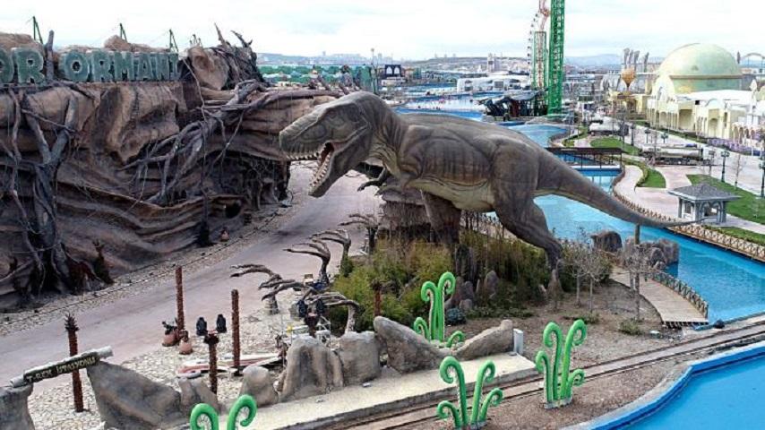 Ο τυραννόσαυρος Ρεξ