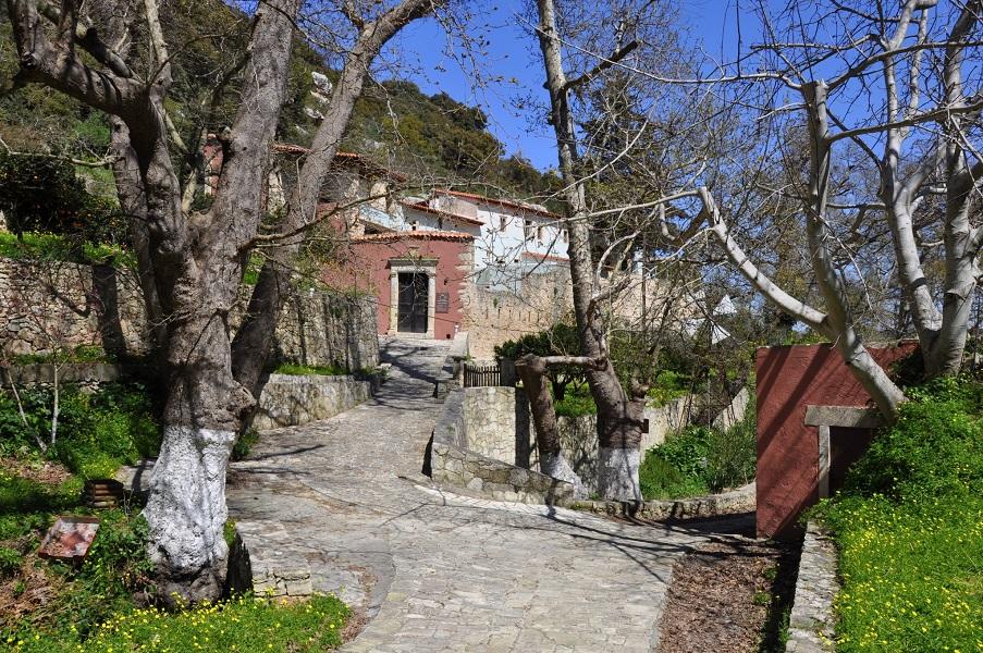 Το μοναστήρι της Παναγιάς Σπηλιώτισσας