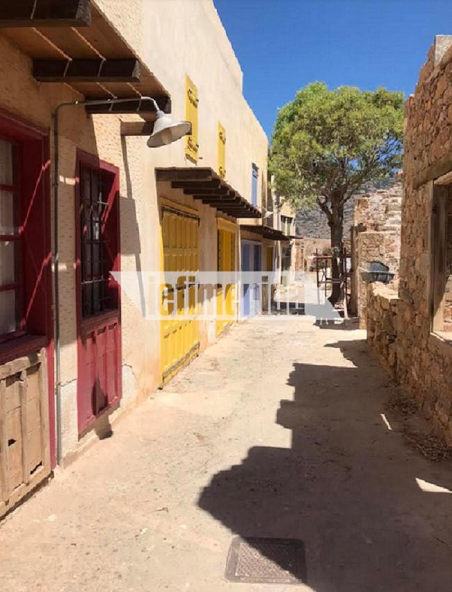 Τα χρωματιστά κτίσματα ήταν η αγορά των λεπρών Πηγή:iefimerida.gr