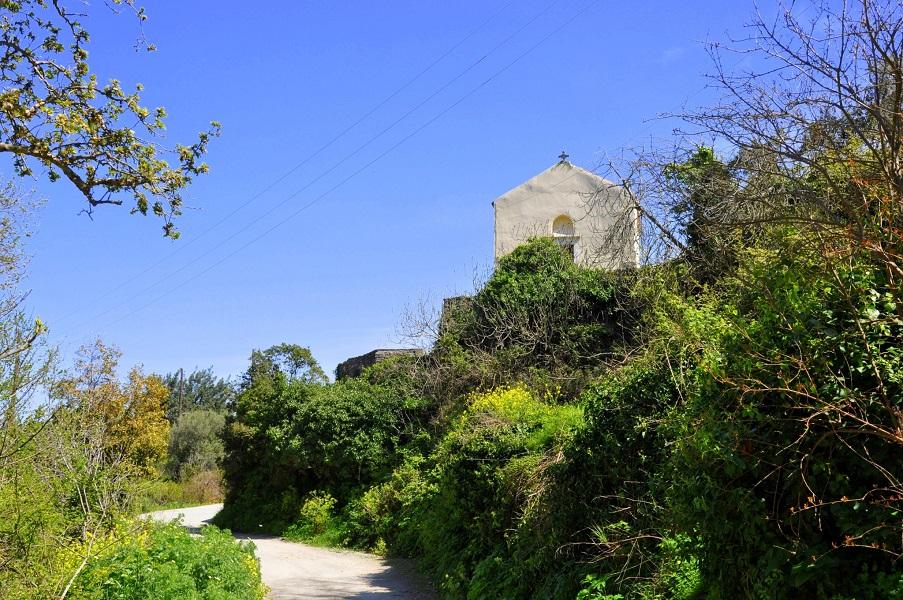 Ο Βυζαντινός ναός του Αγίου Ιωάννη