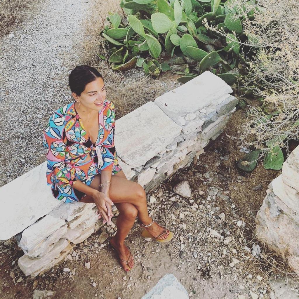 Η φωτογραφία της Σταματίνας