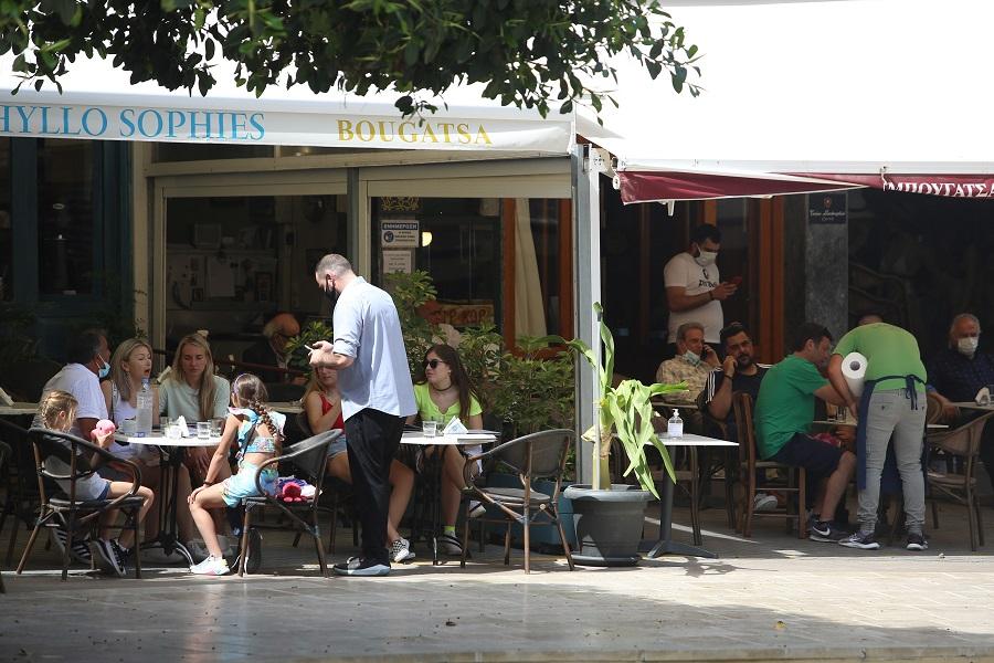 Καφέ στο Ηράκλειο