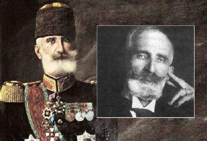 Tαχσίν Πασάς - Ο Οθωμανός που παρέδωσε την Θεσσαλονίκη στον Ελληνικό Στρατό