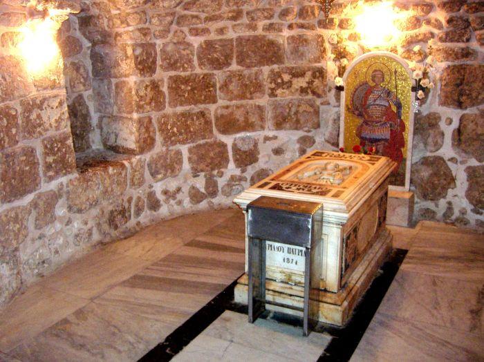 Τάφος Αγίου Γεωργίου - Λύδδα Ισραήλ
