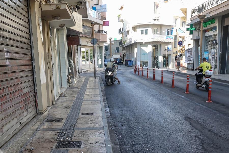 Στην οδό Κυρίλλου Λουκάρεως το νέο θανατηφόρο τροχαίο... -  Φωτογραφία από image-services