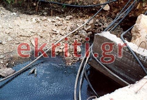 Μινωικό φίλτρο καθαρισμού νερού - φωτογραφία Γιάννης Ανδρεάδης