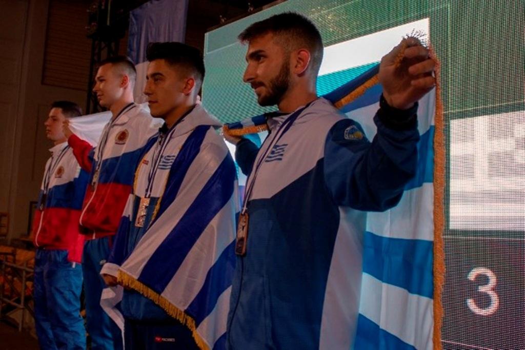 Ευρωπαϊκό πρωτάθλημα Taekwon-do I. T. F