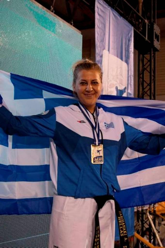 vibeΕυρωπαϊκό πρωτάθλημα Taekwon-do I. T. F