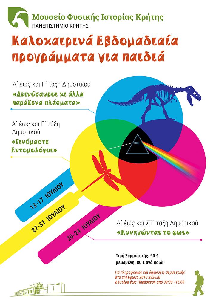 Αφίσα Μουσείο Φυσικής Ιστορίας