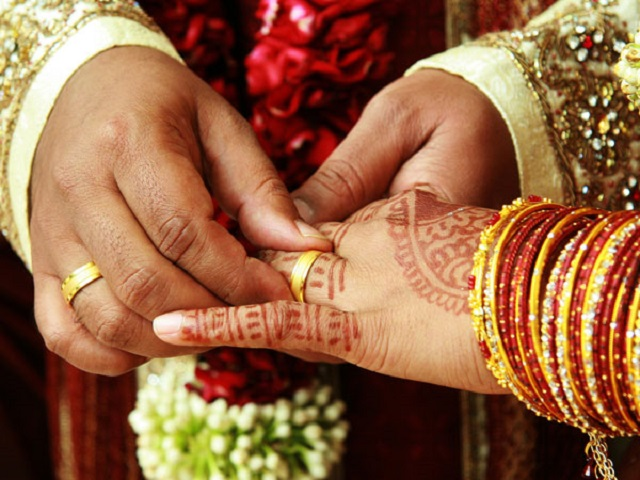 γάμος στην Ινδία