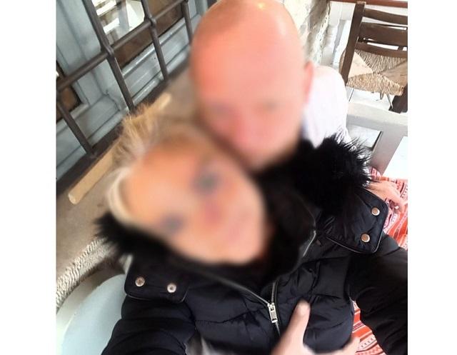 Το θύμα και ο 47χρονος Νορβηγός που αναζητείται